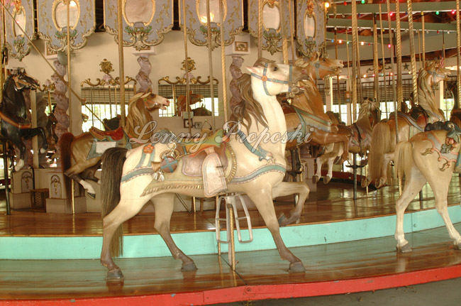Lenny Proposki Photography - Dracut Lakeview Park Carousel Collection